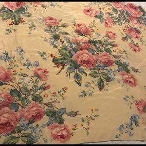 Ralph Lauren Silk scarf.